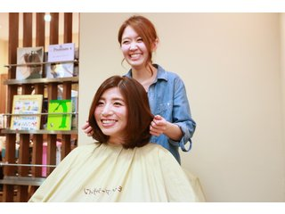 moi! hair design(モイ ヘアー デザイン)
