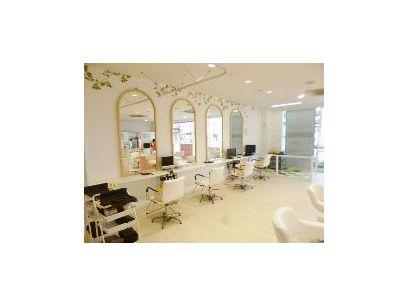 Hair salon MAQ Family 新宮店