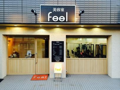 feel&feel onself
