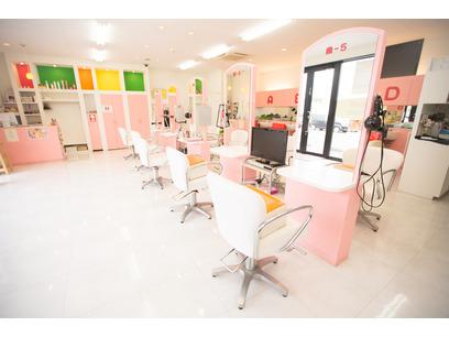 美容室ママファミリー 多布施店