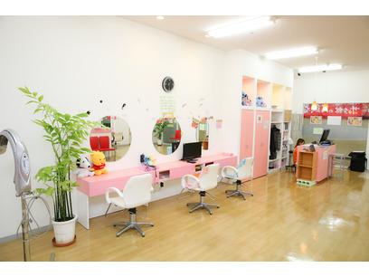 美容室ママファミリー牛津店