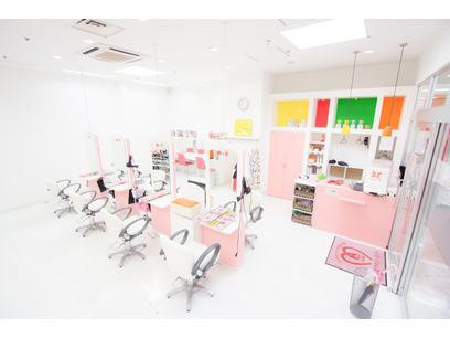 美容室ママファミリー ハンビータウン店