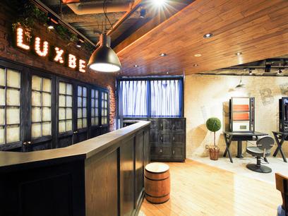 LUXBE UNITED 神戸三宮いくたロード店
