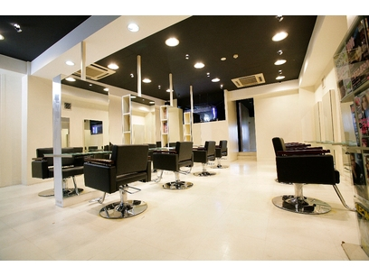 Hair Resort L'avenir/Garden/Rydia