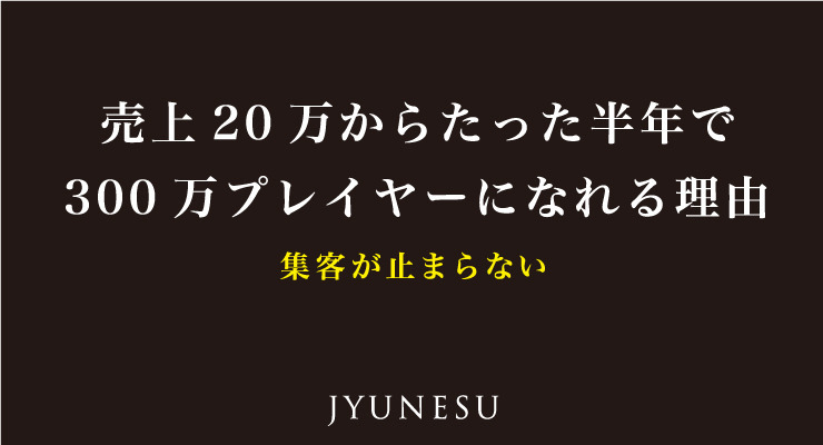 JYUNESU<ジュネス>