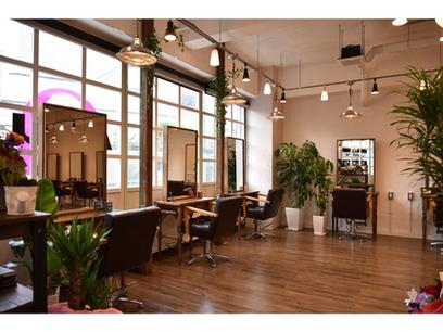 Agu hair current  鹿児島店