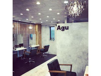 Agu hair polite 会津若松店