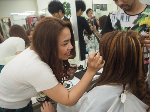 hair make Ara