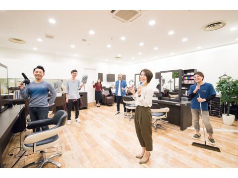 株式会社オオクシ【カットビースタイル / カットオンリークラブ】