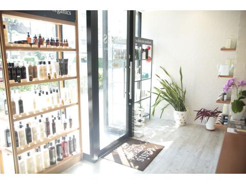 株式会社オアシス oasis organic beauty salon