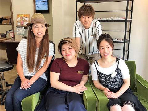 Hair design CANTE 【大人美容室チャンテ】