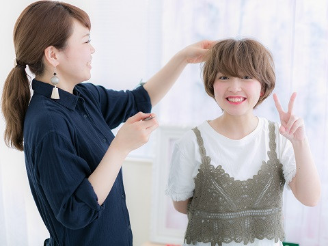 miq Hair & Beauty【ミック】/ 株式会社ヒストリックシザーズ