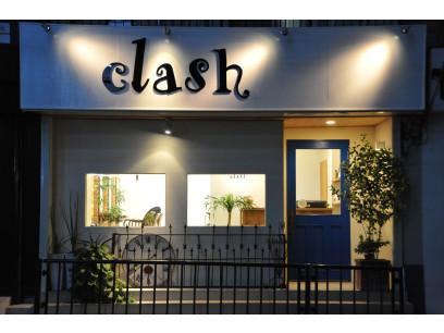 clash【クラシュ】