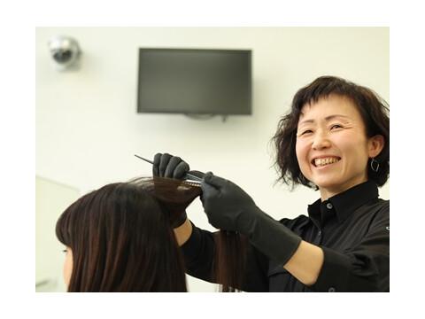美容室ICH・GO(イチゴ)向ヶ丘遊園店