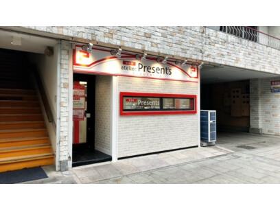 美容室 atelier Present's福島店