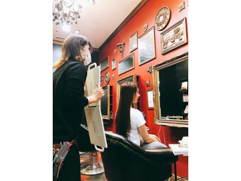 株式会社髪屋
