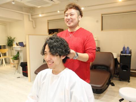 HAIR LOUNGE A:REST(ヘアラウンジ   アレスト)