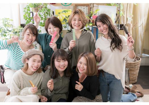 【COVERHAIR/mod'shair】2021年新卒募集/社会保険完備・土日祝休みOK