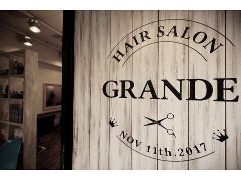 HAIR SALON GRANDE