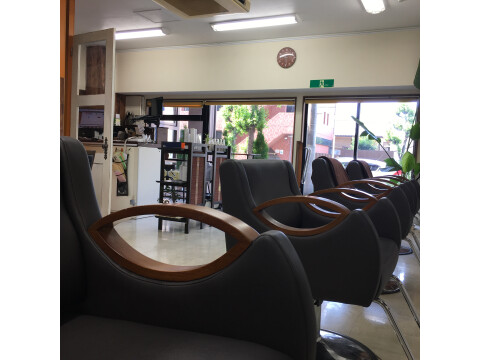 hair salon Douxs