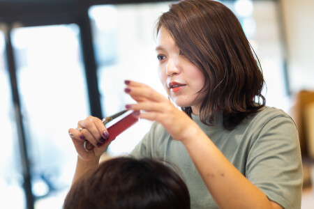 美容師としての仕事と、プライベートをしっかり両立できます。