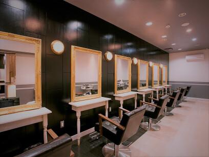 Ursus hair Design 柏店