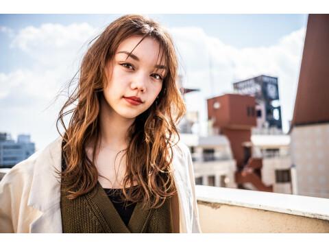 Ange hair / Graphy / face グループ