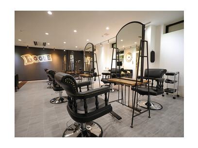 hair salon BOOLE