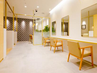 Terrace AVEDA 大丸心斎橋