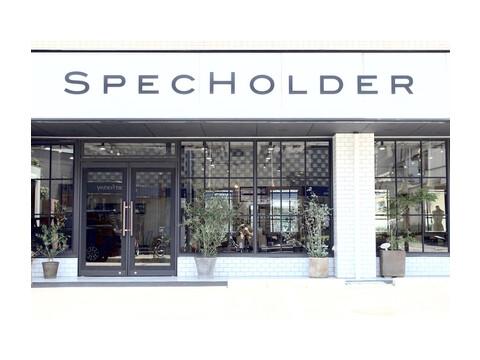 Spec Holder