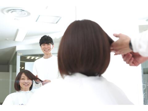美容室ICH・GO(イチゴ)能見台店