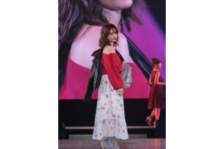 神戸コレクションは毎年欠かさず参加♪人気モデルも多数担当!