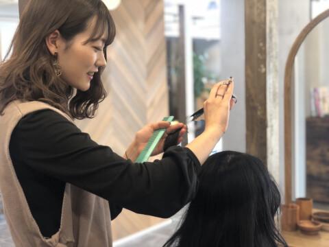 LAG HAIR WORKS/dusk hair