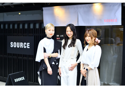 株式会社Noha / Source hair atelier / SOURCE