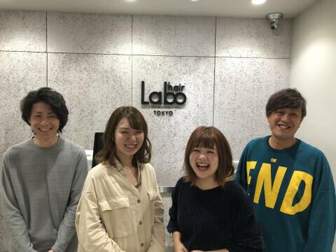 銀座LA・BO/ヘアーロゼッタ(株式会社LA・BO)
