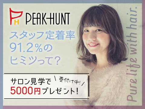 株式会社PEAK-HUNT