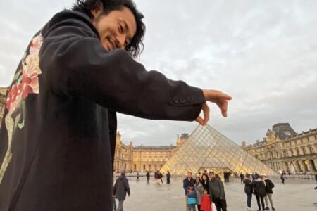 スタッフみんな何度もパリを訪れているので観光にも詳しいです♪