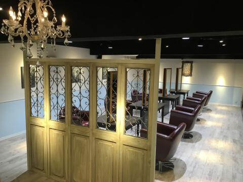 hair salon Vision