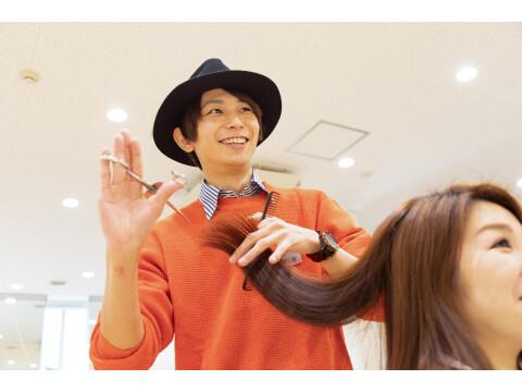 11cut (hair cut,color & perm)