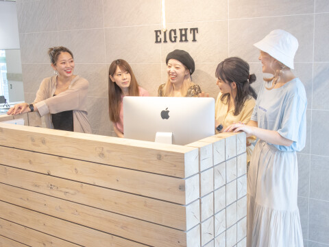 株式会社EIGHT's(大宮、新宿、上野、恵比寿、溝の口、藤沢、名古屋、神戸、秋田、金沢、沖縄)