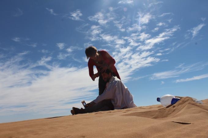 IMG 0008 e1434944728362 サハラ砂漠でヘアカット! -旅人美容師の世界一周の旅コラムvol.8モロッコ王国編-