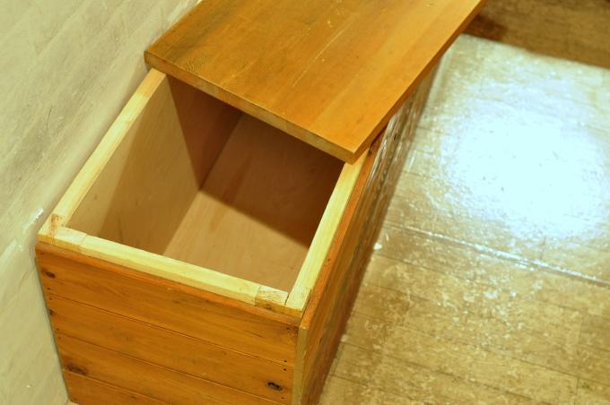 収納術_防水加工ボックス
